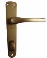 klika Monet F4 - bronz štítek WC 72