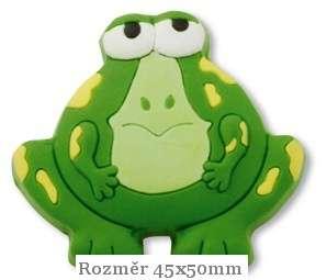 úchytka 12836 - žába