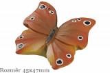úchytka 12881 - motýl