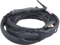 hořák TIG, 10-25, 4m kabel, 5,5m hadice