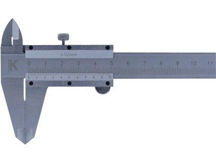 měřítko posuvné 150mm KMITEX