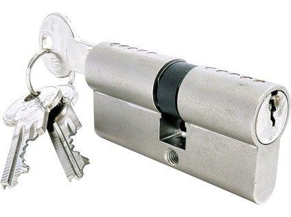 vložka cylindrická 30/45 3kl. NI/R1 3. třída bezpečnosti STAR 70S