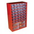 skříňka 3 velikosti 30m,6s,1v 6723  30,5x55cm kov.