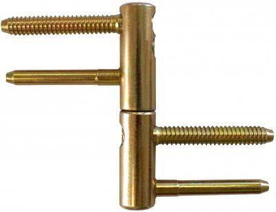 Závěs TRIO 15 žlutopozink 9636