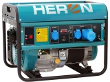 elektrocentrála benzínová 15HP/7kW