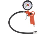 plnič pneumatik s manometrem