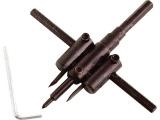 vrták nastavitelný vykružovací, ∅30-120mm