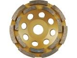 kotouč diamantový brusný dvouřadý, 125x22,2mm