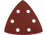 papíry brusné delta, bal.20ks - MIX, 93mm, P180-P400, 6 otvorů