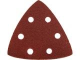papíry brusné delta, bal.20ks - MIX, 93mm, P40-P120, 6 otvorů
