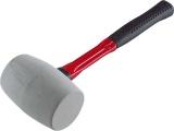 palička pryžová bílá, 65mm