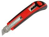 nůž ulamovací s kovovou výztuhou, 18mm, Auto-lock