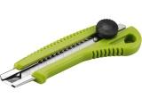 nůž ulamovací s kovovou výztuhou a kolečkem, 18mm
