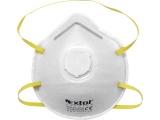 respirátory s výdechovým ventilem FFP1, sada 5ks, tvarované, FFP1