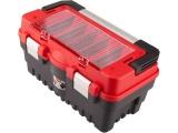 kufr na nářadí CARBO, S velikost, 462x256x242mm