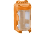 organizér modul. závěsný - oranžový, 210ml (60 x 92mm), PP