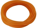 struna do sekačky, čtvercový profil, 2,4mm, 15m, nylon