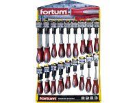 stojan na šroubováky Fortum - 380x460x230mm - 108ks