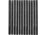 tyčinky tavné, černá barva, pr.7,2x100mm, 12ks