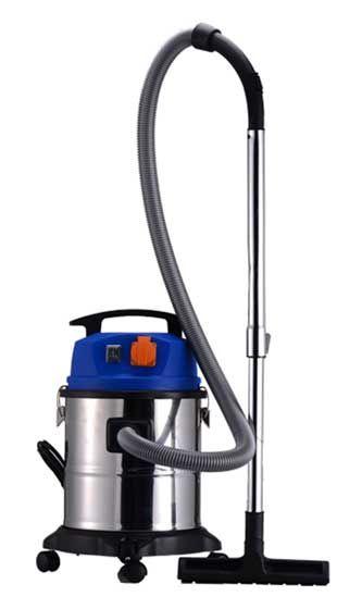Vysavač multifunkční 1200W mokrosuché vysávání, nerezová nádoba, zásuvka