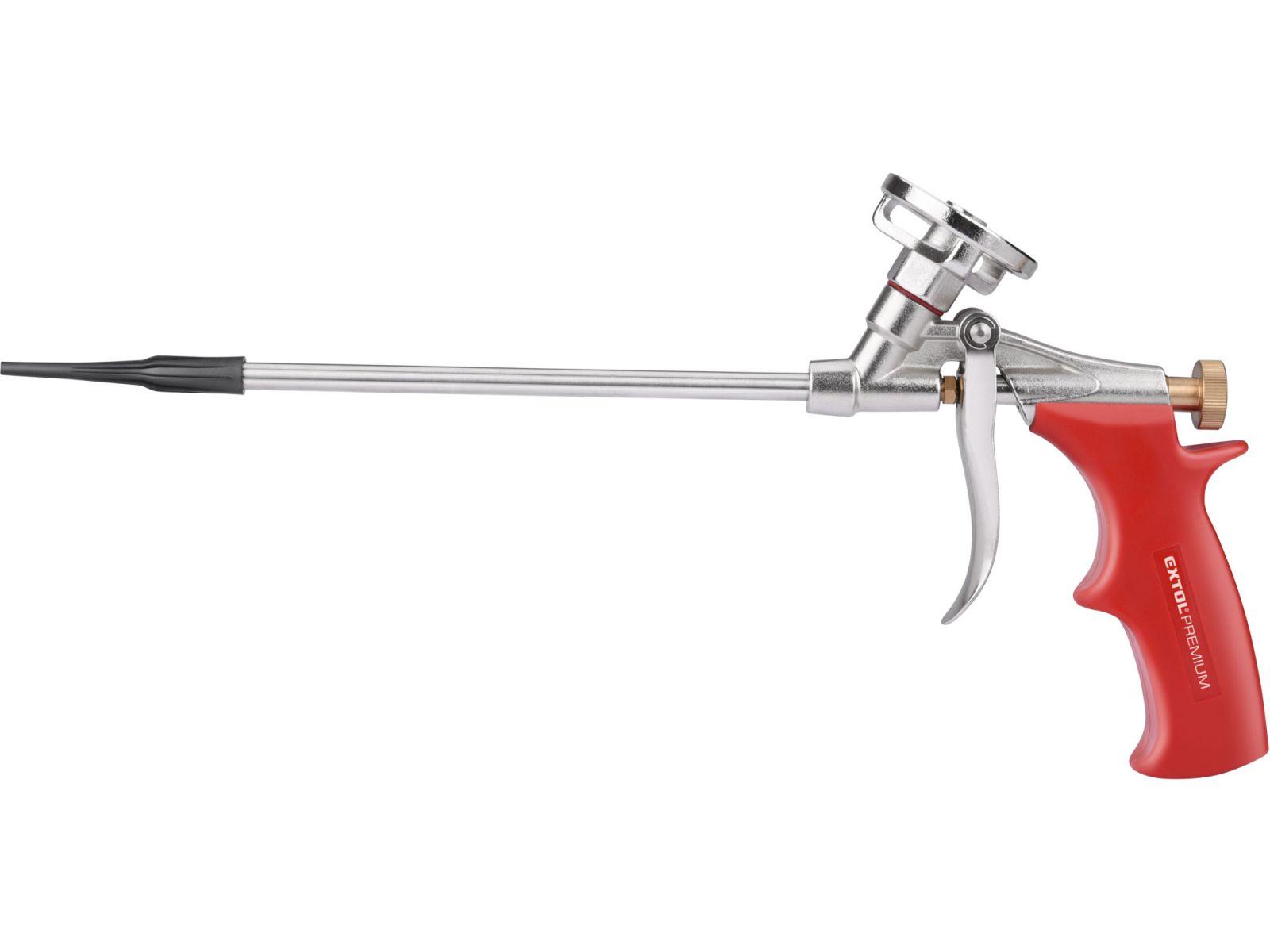 pistole na PU pěnu s 8mm úzkou trubicí