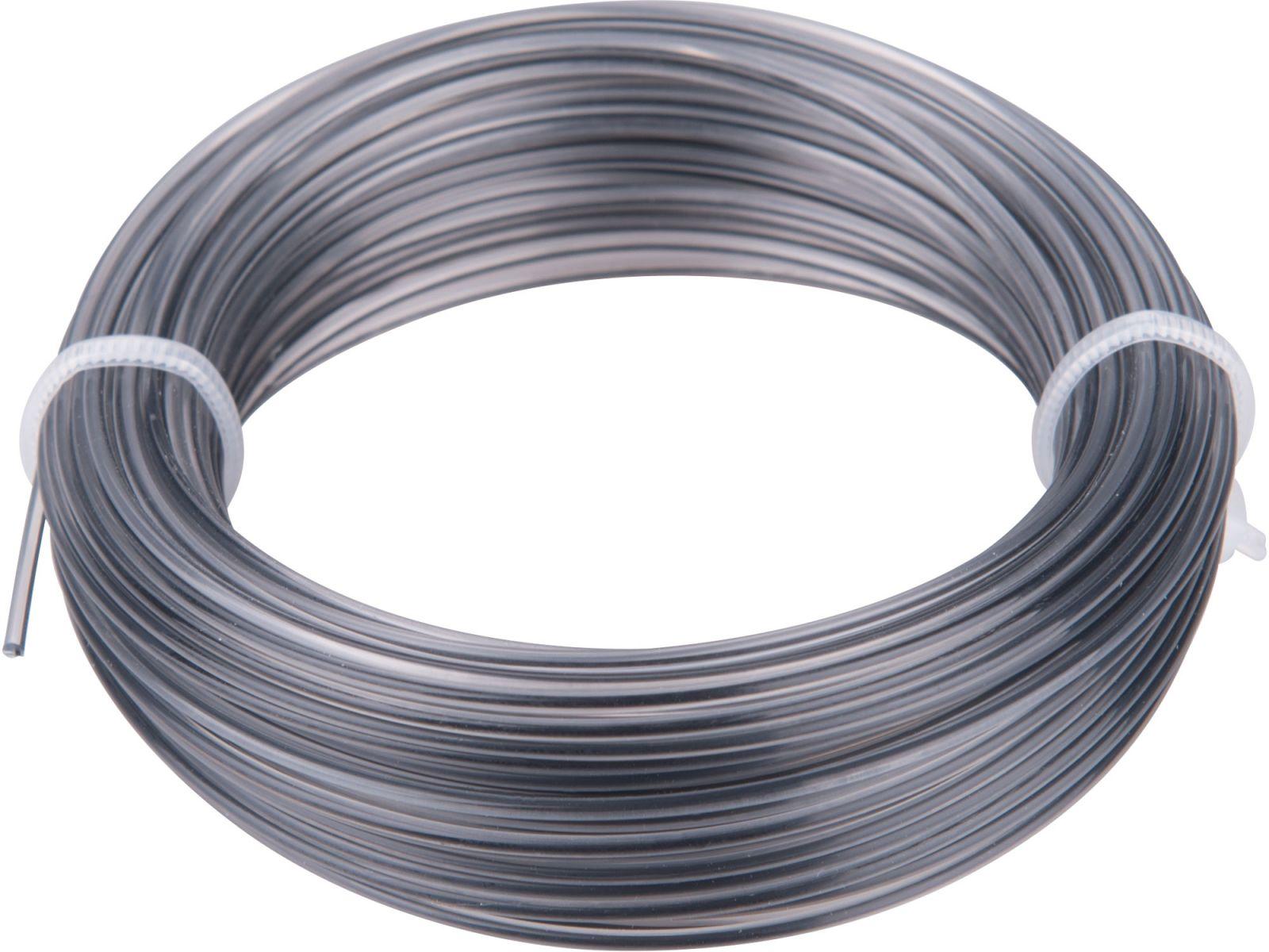 žací struna do sekačky s jádrem, kruhový profil, 1,3mm, 15m, PA66