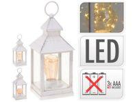 lucerna LED 23x10x10cm sklo/PH BÍ mix