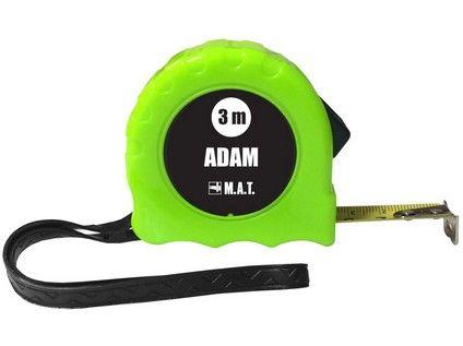 metr stáčecí 3m ADAM