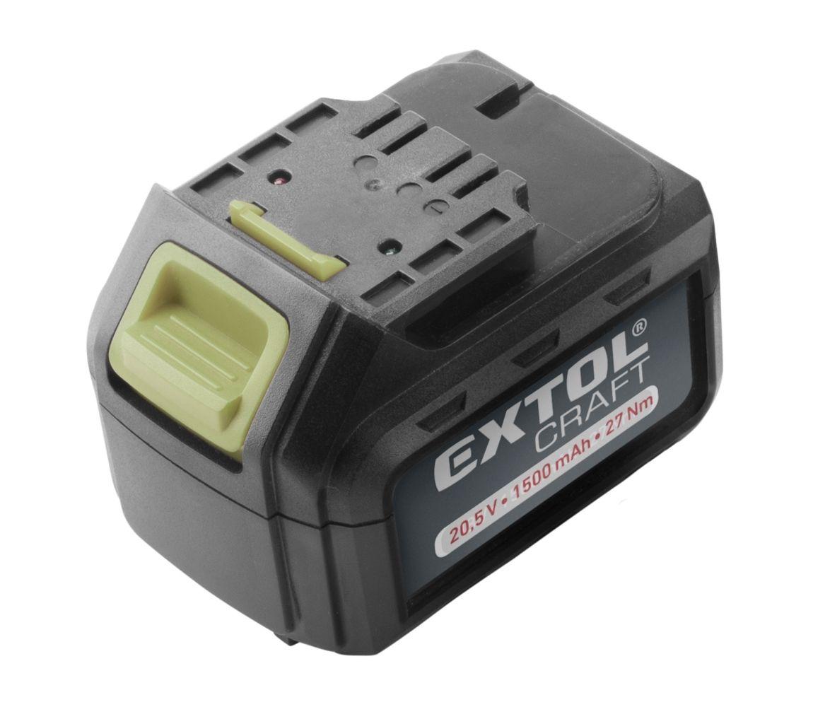 baterie akumulátorová, 20V Li-ion, 1500mAh
